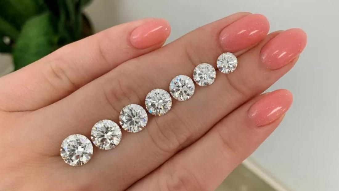 carat của kim cương