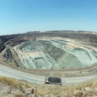 Mỏ Orapa