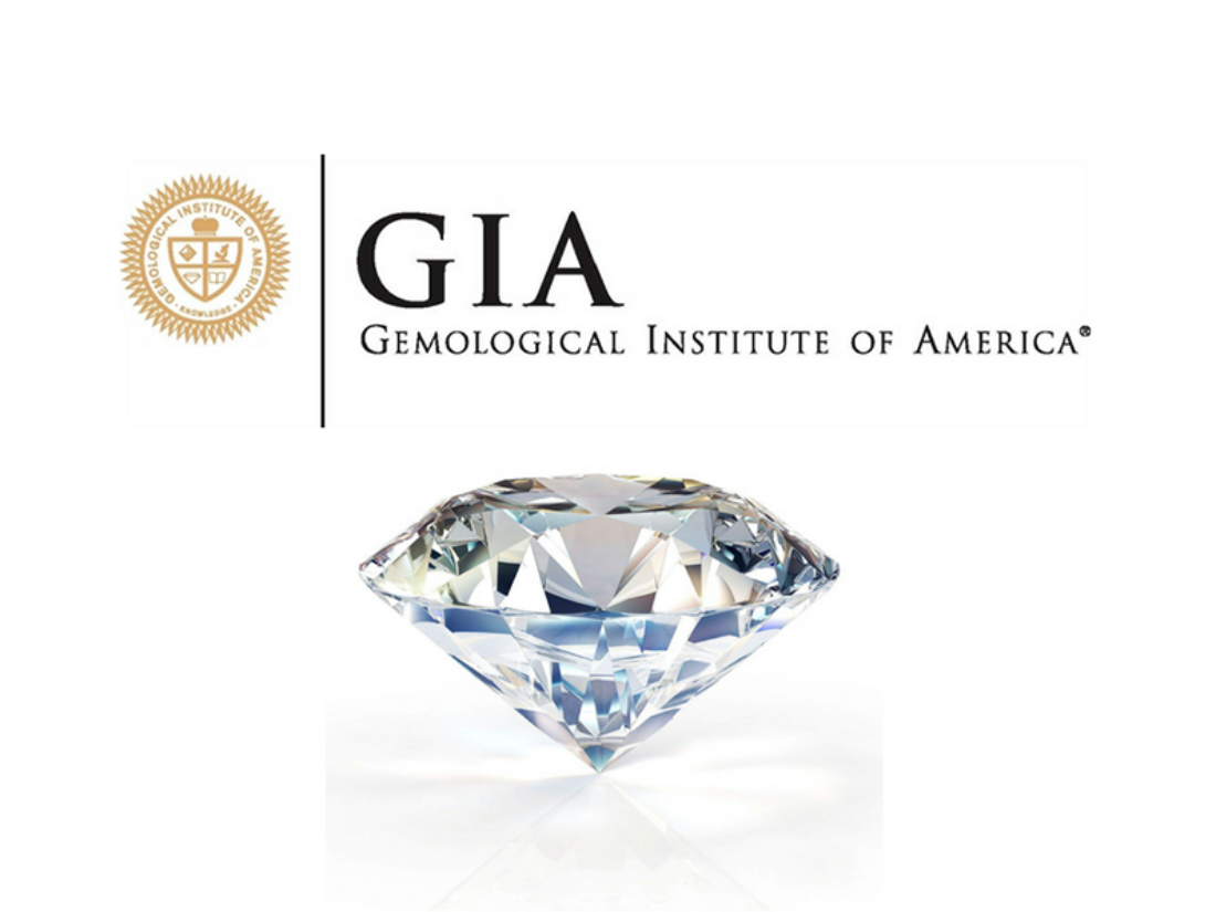 chứng nhận kim cương GIA