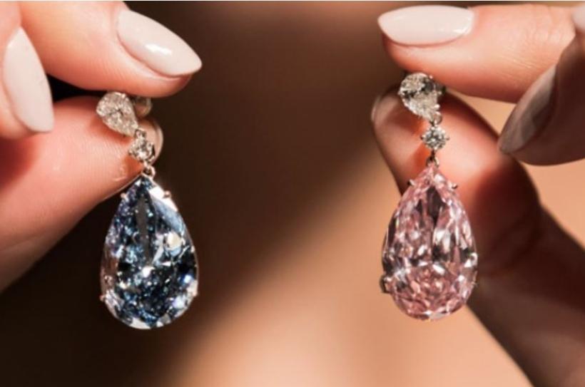 đấu giá kim cương diamond auction font