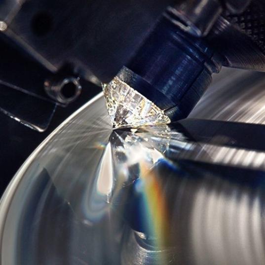 quy trình cắt kim cương cover